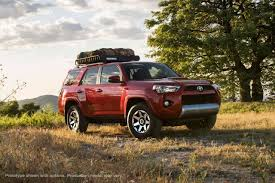 toyota brand new cars price 2017 toyota 4runner suv pricing for sale edmunds