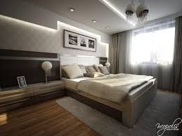 Interior Bedroom Furniture Design Information Modern And Brown Bed - Modern design for bedroom