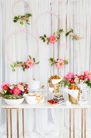 bridal shower decor decorating inspirational bridal shower decorations bridal