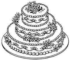 Free Birthday Cake Coloring Pages To Print Sweet Lollipop On Birthday Cake Coloring Pages