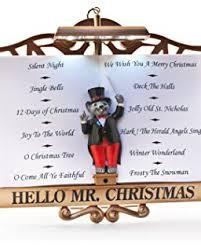 mr animated musical santa s workshop