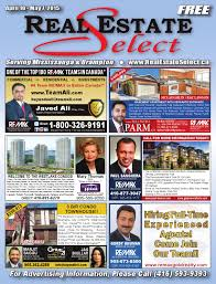 Coin Car Wash Meadowvale Real Estate Select Magazine Volume 10 Issue 5 By Real Estate
