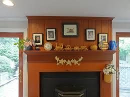 decorating fireplace mantel for summer lehman lane
