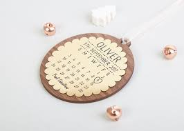 Baby S First Christmas Wooden Bauble by Baby U0027s First Christmas Calendar Wooden Bauble Norma U0026dorothy