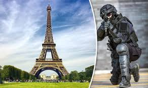 eifel tower eiffel tower paris monument to be protected by bullet proof glass