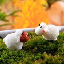 sheep statues lawn ornaments ebay