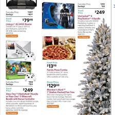sam s club black friday 249 console deals xbox one s ps4 slim