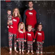 family matching pajamas matching