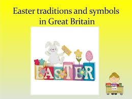 easter traditions and symbols in great britain