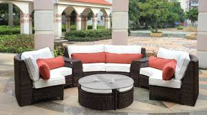 Round Table Patio Dining Sets - uncategorized amiable round patio table tablecloths awe