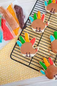 kid s thanksgiving sugar cookies craft box