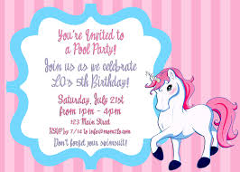 party invitation letter birthday invitation examples cloudinvitation com