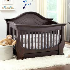 Convertible Cribs Canada 4 In 1 Cribs Newport Crib White And Espresso Walmart Canada