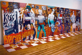 a painter artist juan davila u0027s critical eye on 20th century western politics