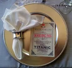 dragon u0027s kitchen my titanic 1st class dinner