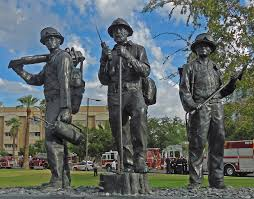 Arizona Firefighters Killed 2015 by 29 Best Firefighter Memorials And Bronze Memorial Statues Images