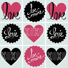 printable stickers valentines valentine s day printable for you love of home