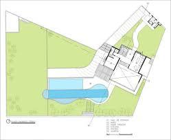 modern home plan at large in são paulo brazil modern am house by drucker