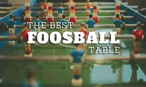 foosball table reviews 2017 best foosball table reviews archives rambling fever