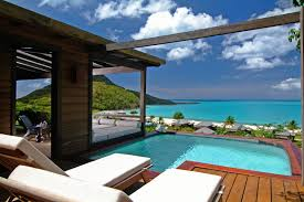 antigua honeymoon suites with private pools all inclusive
