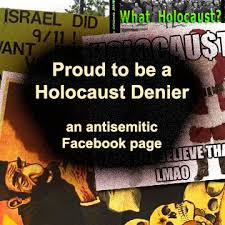 Holocaust Memes - online hate prevention institute normalising holocaust denial