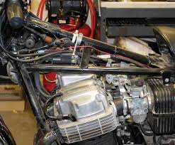 replace ignition coils on any seventies honda four mc how to