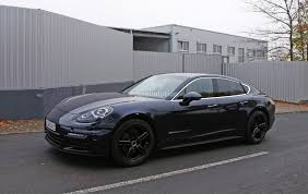 porsche panamera interior 2015 2017 porsche panamera spied close to nurburgring testing turbo