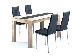 table et chaises de cuisine design table de cuisine et chaises affordable chaise de table ensemble