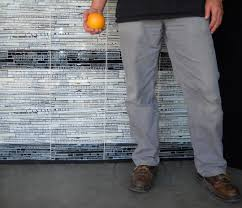 ceramic chevron subway tile blue teal agate modwalls designer kiln