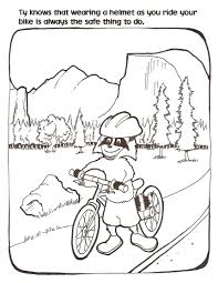 emejing bike helmet coloring page photos printable coloring