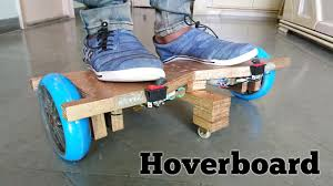 how to make a hoverboard at home youtube