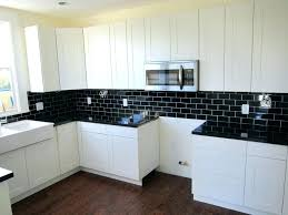 cream kitchen tile ideas cream kitchen with black tiles davidarner com