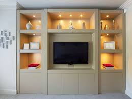 modern built in tv cabinet showing gallery of bespoke tv cabinets view 7 of 20 photos