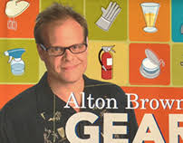 Alton Brown Kitchen Gear by Eric Cole On Behance