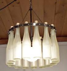 Diy Bottle Chandelier Soda Jerk Chandelier Bottle Chandeliers And Glass