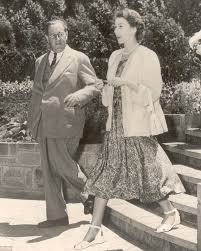 queen elizabeth ii beams after winning a a 98 voucher from king george vi true story of the day queen elizabeth learned of her