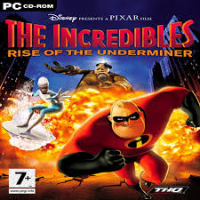 incredibles rise underminer game free pc