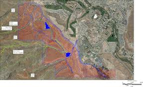 Kanab Utah Map by Trail Planning Dixie Mountain Bike Trails Association