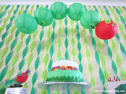 Birthday Party Decorations At Home 313 Best 1st Birthday Very Hungry Caterpillar Theme Images On