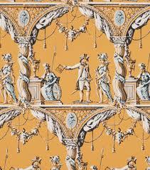 historic wallpaper savvy housekeeping historic wallpaper reproductions