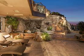 whimsical rock house in laguna beach idesignarch interior