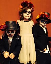halloween day of the dead kids u0027 costumes kid stuff pinterest