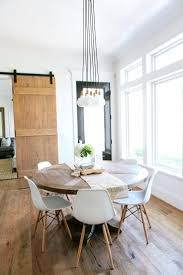 whitewashed round dining table tables white washed pine oak room
