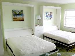 Decorate Small Bedroom Two Single Beds Bedroom Minimalist Small Bedroom Decoration Using Birch Wood Nyc