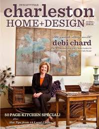 Home And Design Magazine Charleston Home Design Magazine Winter 2011 By Charleston Home