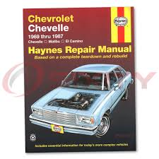 chevy malibu manual chevy malibu haynes repair manual landau estate classic sport