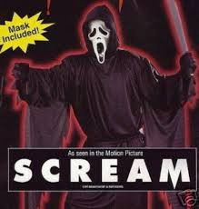 Scream Halloween Costumes Kids Birthday Party Party Planning