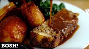 cuisine bosh the big bosh nut roast bosh vegan