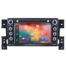 6 0 2005 2013 suzuki grand vitara car stereo dvd radio bluetooth