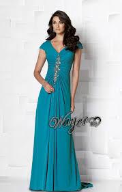 aliexpress com buy elegant teal lavender long evening dress cap